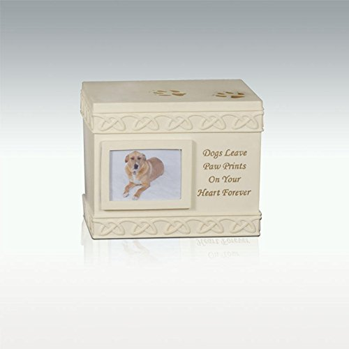 AngelStar 5-Inch Pet Urn for Dog - Pet Urn