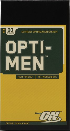 Optimum Nutrition Opti Men Multivitamin Tablets