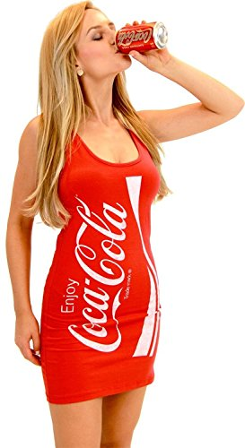Coke Coca-Cola Red Tunic