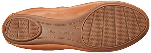 Cognac Women's Ballet Puppies Mary Hush Flats Chaste Jane tA5Tqyxwy0