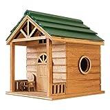 Home Bazaar Living The Life Cabin Bird House