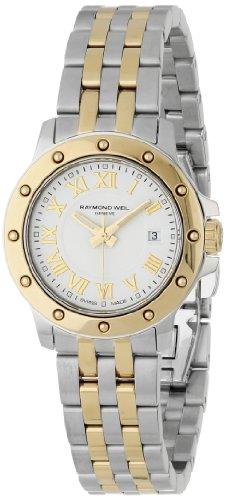 Raymond Weil Women's 5399-STP-00308 Tango White Dial Watch