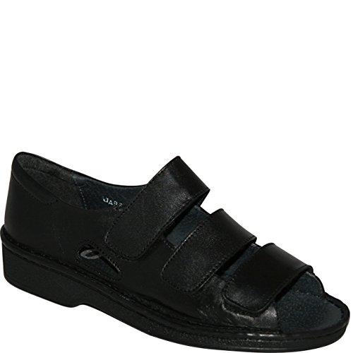 Jaco Tove Womens Black Sandal Black rqwrTxPC