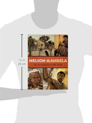 Nelson Mandela: The Authorized Comic Book