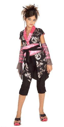 Rubie's Pink Ninja Costume - Small (2-4)]()