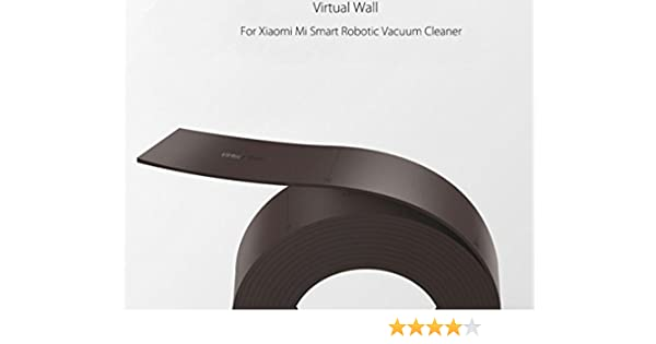 Pared , Muro virtual para Xiaomi Mi Robot Vacuum: Amazon.es ...