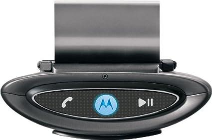 amazon com motorola t505 bluetooth portable in car speakerphone rh amazon com