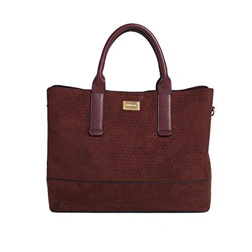 Parfois - Shopper Donna Florencia - Mujeres Burdeos