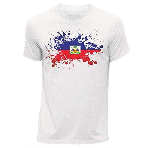 STUFF4 Round T Shirt Haiti Haitian product image