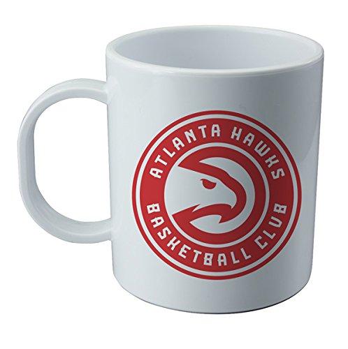 Tazza y sticker dell' Atlanta Hawks - NBA Wallp
