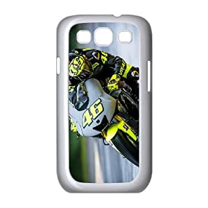 Samsung Galaxy S3 9300 Cell Phone Case White_Valentino Rossi_002 F5Q3E