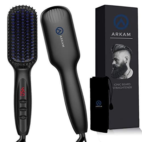 Arkam Straightener Straightening Anti Scald Portable