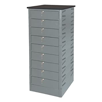 Superb Tekstak Laptop Storage Cabinet   9 Laptop Capacity