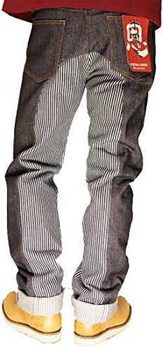 児島ジーンズ KOJIMA GENES 21oz モンキーコンボ パンツ 10thアニバーサリー ジーンズ デニム 日本製 メンズ リジット KG10-1059
