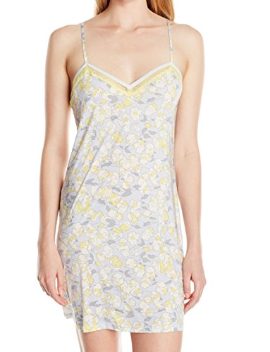 Calvin Klein Women's Signature Chemise, Transformation Floral, Large ()