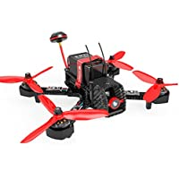 Walkera Furious 215 215mm F3 5.8G 600TVL Camera 8CH BNF Multirotor RC Toys FPV Racing Drone (No TX)