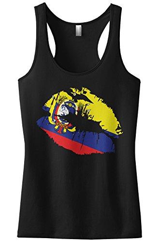 Threadrock Womens Ecuador Ecuadorian Racerback product image