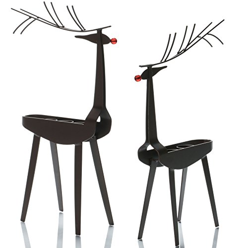 tag Christmas Reindeer 3 Tealight Holder by tag