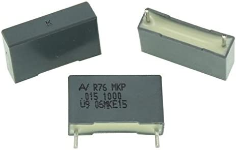 20x MKP-Condensateur rad 15nF 1000V DC ; 15mm ; R76QI2150JB40K ; 15000pF