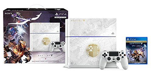 PlayStation 4 500GB Limited Edition Console - Destiny: The Taken King Bundle [Discontinued] 1