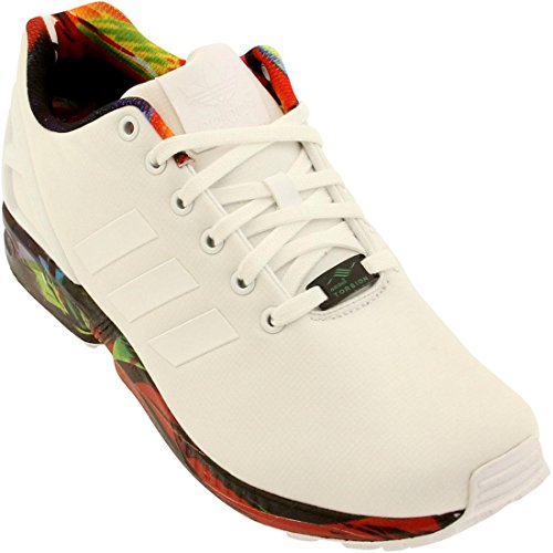 Hommes Adidas Zx Flux Chaussures Af6325 (9.5)