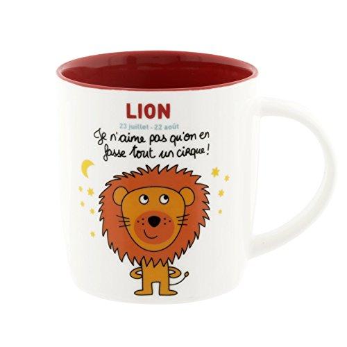 Mug Horoscope Lion – Derrière La Porte