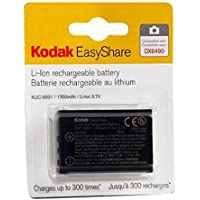 Kodak KLIC-5001 Lithium-Ion Rechargeable Digital Camera Battery for Z730, Z760, Z7590, DX6490, DX7630, DX7440, P850, P880 and P712 Digital Cameras