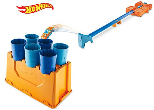 Hot Wheels Barrels is a top toy for boys age 6 to 8 in 2019