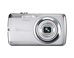 Casio EX-Z550 14.1MP Digital Camera with 4x Wide Angle Zoom with CCD Shift Image Stabilization and 2.7 inch LCD (Silver)