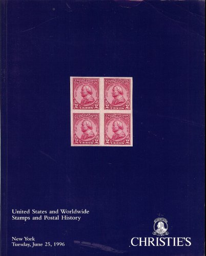 United States and Worldwide Stamps and Postal History (Stamp Auction Catalog) (Christie
