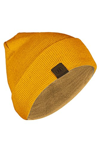 Basic (Yellow Beanie Hat)