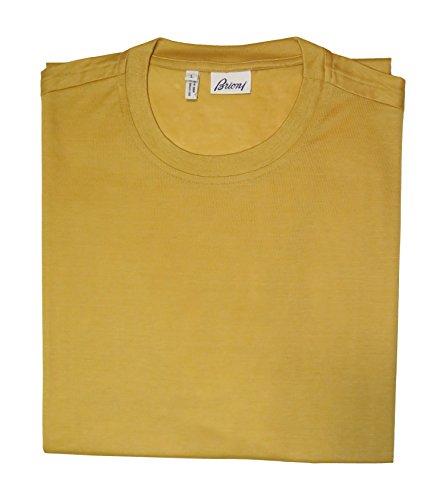brioni-golden-yellow-short-sleeve-t-shirt-size-l