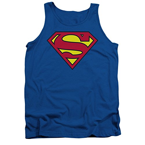 Superman+tank+tops Products : Superman Symbol Royal Blue Men's Tank Top