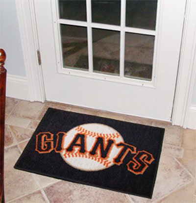 (Starter Floor Mat - San Francisco Giants)