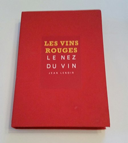 (Le Nez du Vin, Red Wines (Les Vins Rouges) : Wine Aroma Kit)