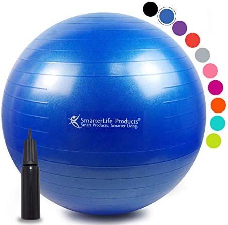 Exercise Ball Balance Stability SmarterLife product image
