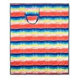 Target Outdoor Picnic Blanket Tote Sandproof