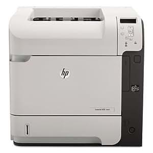 HP LaserJet Enterprise 600 M601dn - Impresora láser (1200 x 1200 DPI, Laser, 175000 páginas por mes, 43 ppm, 8.5 s, 512 MB)
