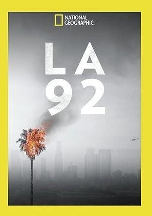 Amazon.com: LA 92: Dan Lindsay, TJ Martin, National ...