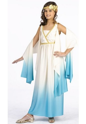 [Greek Goddess Costume - Child Costume - Medium] (Greek Costumes For Girls)