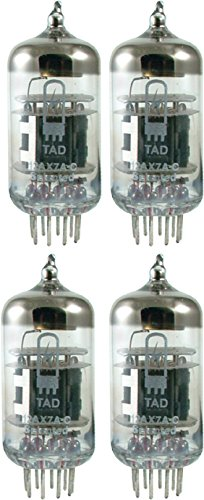 Tube Complement for ENGL Special Edition Preamp E570, Tube Amp Doctor brand tube