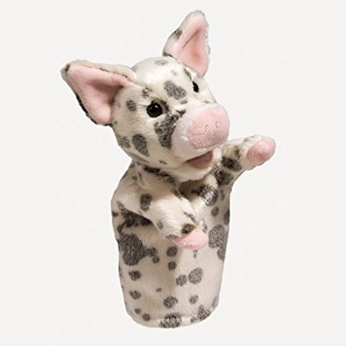 Memorable Pets' Pig Puppet- for Memory Care Activities and Caregivers