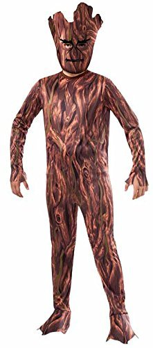 [Rubie's Costume Guardians of the Galaxy Groot Child's Costume, One Color, Small] (Raccoon Girl Costumes)