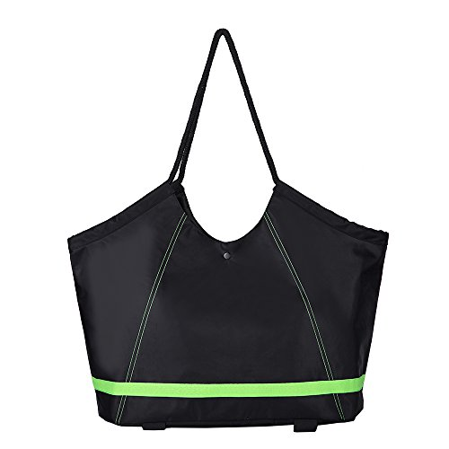 547be13537d Covax Yoga Mat Bag, Exercise Yoga Mat Carrier, Large Women/Men Tote Bag