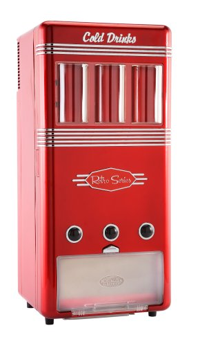 Nostalgia RVM-560 Retro-Style 18-Can Vending Machine