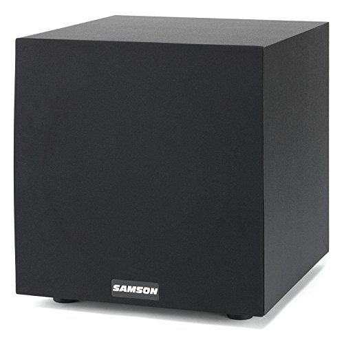 Samson MediaOne 10S - Active Studio Subwoofer by Samson Technologies