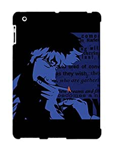 New Arrival Fire Cowboy Bebop Plete Erie Review Hot Aa Pop Culture Afari For Ipad 2/3/4 Case Cover Darkness Pattern For Gifts