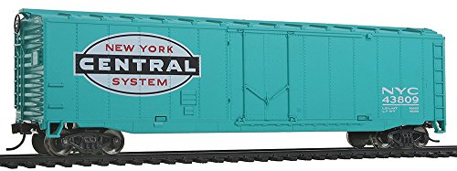 (Walthers, Inc. Ready to Run New York Central Boxcar)