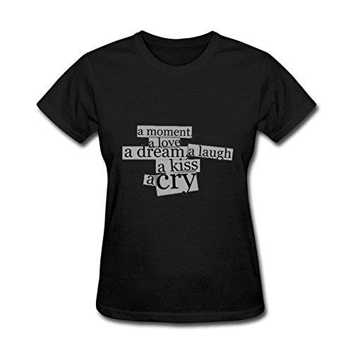 Mcczox The Temper Trap diy fashion Women's T Shirt Black
