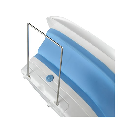HoMedics Compact Pro Spa Collapsible Footbath with Heat   Vibration Massage, Acu-Node Surface, Heat Maintenance   Improves Circulation, Soothe Tired Muscles, Collapsible Tub for Easy Storage by Homedics (Image #7)